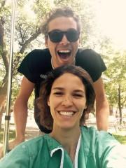 Comme son frère Antoine, Sarah-Ann Duchesne est une... (Photo courtoisie) - image 2.0