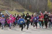 Le défi course a été couronné de succès... (Photo: Audrey Tremblay) - image 1.0