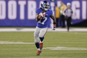 Dwayne Harris a ramené un botté d'engagement sur... (Photo: Associated Press) - image 2.0