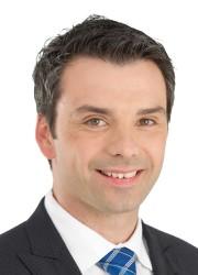 Le député Sébastien Schneeberger... (Archives La Tribune) - image 1.0