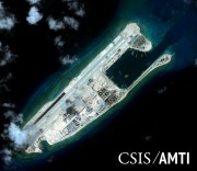 Une image satellite durécif de Fiery Cross.... (PHOTO REUTERS) - image 2.0
