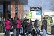 Les travailleurs de l'Agence du Revenu du Québec... (Stéphane Lessard) - image 3.1