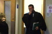 Me Dominic Bouchard portera la décision du juge... (Photo Le Quotidien, Stéphane Bégin) - image 2.0