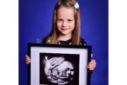 Charlie Ricard est née à 25 semaines. Elle... (François Caro photos) - image 1.1