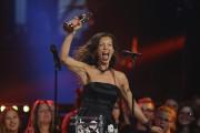 La chanteuse Bïa a reçu un Félix dans... (La Presse, André Pichette) - image 3.0