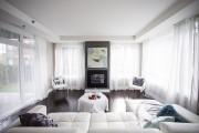 Tous les condos seront dotés d'un foyer au... (PHOTO OLIVIER PONTBRIAND, LA PRESSE) - image 2.0