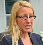 Dre Mélissa Généreux, directrice de la santé publique.... (ARCHIVES LA NOUVELLE) - image 1.0