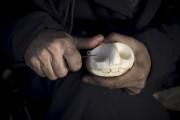 Les navets sont plus difficiles à sculpter que... (AFP, English Heritage, Christopher Ison) - image 2.0