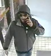Un suspect recherché... (Photo fournie par le SPS) - image 3.0