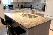 La cuisine est vaste et lumineuse. La designer... (Le Soleil, Erick Labbé) - image 2.0