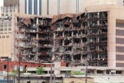 L'attentat à Oklahoma City a fait 168 morts... (Archives AFP) - image 18.0
