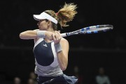 Garbine Muguruza s'est qualifiée pour le carré d'as... (Associated Press) - image 2.0