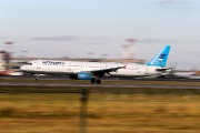 C'est un AirbusA321 de la compagnieMetrojet qui s'est... (Photo Marina Lystseva, AP) - image 1.0