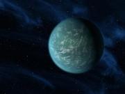 L'exoplanète Kepler-22b est située dans une «zone habitable»,... (ARCHIVES AFP) - image 2.0