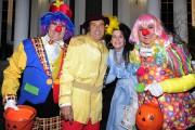 Elvis Lajoie a célébré l'Halloween à sa demeure... (Andréanne Lemire) - image 1.1