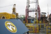 On peut visiter la plateforme pétrolière Mr. Charlie... (PHOTO FOURNIE PAR OCEANEERING UNDERWATER SERVICES) - image 2.0