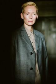L'actrice Tilda Swinton... (Shayne Laverdière) - image 1.1