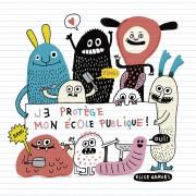 L'illustration d'Élise Gravel a été partagée sur les... (Illustration, Élise Gravel) - image 1.0