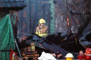 Un spectacle pyrotechnique avait provoqué un incendie dans... (PHOTO MICHAEL DWYER, ARCHIVES AP) - image 2.0
