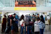 De mardi à jeudi, 692 vols dont 320... (PHOTO SONNY TUMBELAKA, AFP) - image 1.0