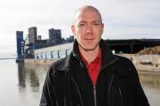 François Jacob est le directeur des communications de... (Olivier Croteau) - image 1.0