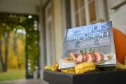 Saveurs de saison, une cuisine inspirée du domaine... (Le Soleil, Yan Doublet) - image 4.0