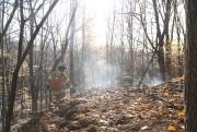 Les pompiers de Granby interviennent depuis une trentaine... (Janick Marois, La Voix de l'Est) - image 1.0