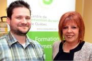 Le directeur des services d'intervention du CPS, Éric... (Le Soleil, Erick Labbé) - image 1.0