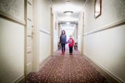 Les couloirs de l'hôtel Stanley ont inspiré certains... (PHOTO ALAIN ROBERGE, LA PRESSE) - image 2.1