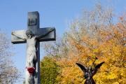 Cimetiere Repos de Saint-Francois d'Assise  ... (PHOTO ALAIN ROBERGE, LA PRESSE) - image 1.1