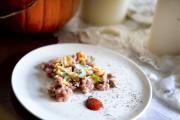 Tartare d'agneau, sumac et yogourt... (PHOTO MARCO CAMPANOZZI, LA PRESSE) - image 2.0