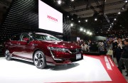 Honda Clarity Fuel Cell... (PHOTO  Yoshikazu TSUNO, AFP) - image 1.0