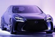 Lexus LF-FC... (PHOTO Yuya Shino, Reuters) - image 1.1