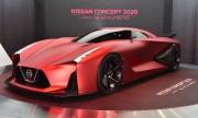 Nissan Concept 2020 Vision Gran Turismo... (PHOTO KAZUHIRO NOGI, AFP) - image 2.1