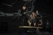 L'oeuvre est aussi colossale que le cachalot qui... (Photo fournie par le TNM, Yves Renaud) - image 1.0