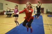 L'École nationale de cirque était de passage à... (François Gervais) - image 3.0