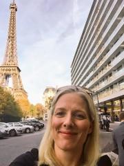 Catherine McKenna a publié cette photo d'elle, à... (Photo tirée de Twitter) - image 1.0