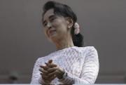 La plupart des 30 millions de Birmans appelés... (PHOTO JORGE SILVA,  REUTERS) - image 1.0