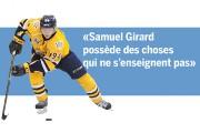 Les succès du défenseur Samuel Girard des... (Infographie Le Nouvelliste) - image 2.0