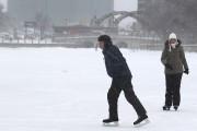 Vision centre-ville souhaite revoir des patineurs sur le... (Patrick Woodbury, Archives Le Droit) - image 3.0