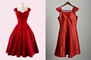 À gauche, la robe commandée sur le site... (Image tirée du site Rose Wholesale et Le Soleil, Patrice Laroche) - image 4.0
