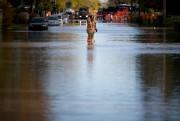Craignant une nouvelle rupture de canalisation majeure, la... (PHOTO FRANÇOIS ROY, LA PRESSE) - image 1.0