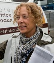 Cathy Bergeron... (Archives La Tribune, Jessica Garneau) - image 1.0