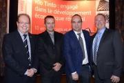 Gilles Grenon, directeur, DER, Québec, Rio Tinto, Gino... (Photo Le Quotidien, Jeannot Lévesque) - image 3.0