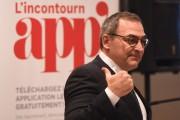 Le propriétaire de Groupe Capitales Médias, Martin Cauchon,... (François Gervais) - image 1.0
