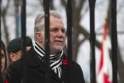 À Québec pour participer à la traditionnelle cérémonie... (La Presse Canadienne, Clement Allard) - image 3.0