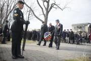 La cérémonie du jour du Souvenir organisée à Batiscan... (Stéphane Lessard) - image 2.0