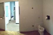 La cloison qui cachait la toilette dans cette... - image 1.0