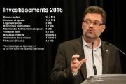 L'étude du budget 2016 de la Ville de Gatineau tire à sa fin. Les élus se sont... - image 2.0