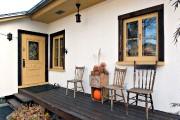 La galerie arrière et les cadres de fenêtre... (Le Soleil, Patrice Laroche) - image 3.0